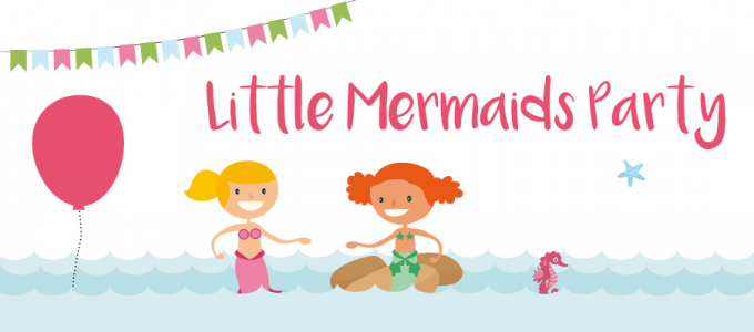 Recreatief - Kinderfeestjes - Little Mermaid