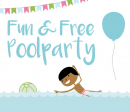 Free & Fun Poolparty
